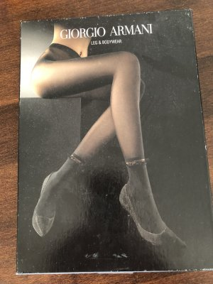Giorgio Armani by Wolford limitiertes Set, neu, original verpackt