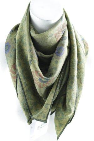 Giorgio  Armani Halstuch florales Muster klassischer Stil