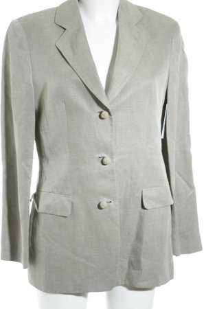Giorgio  Armani Long-Blazer grau Business-Look