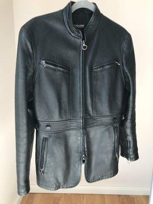 Giorgio Armani Luxus Leder Jacke