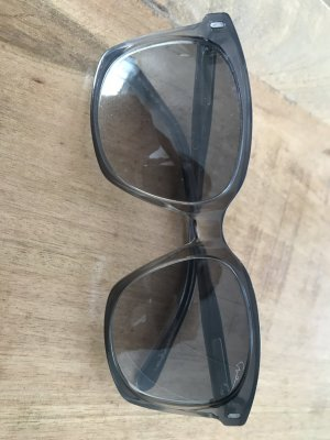 Armani Angular Shaped Sunglasses grey