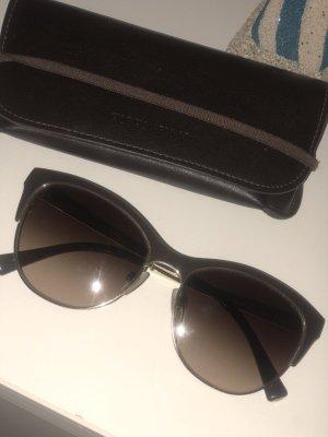 Giorgio  Armani Retro Glasses black-brown