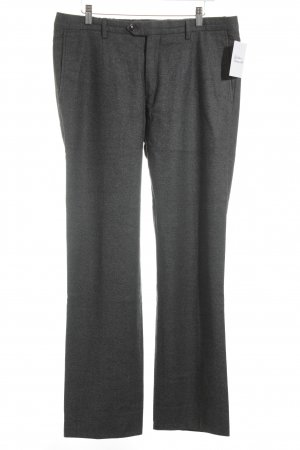 Giorgio  Armani Stoffhose grau Business-Look