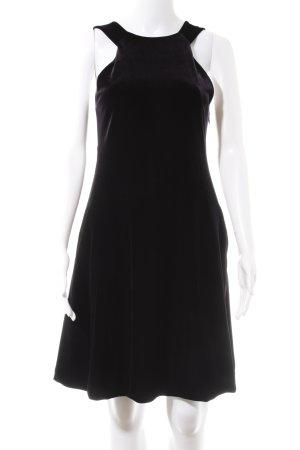 Giorgio  Armani Trägerkleid dunkelviolett Elegant
