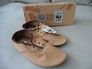 GIOSEPPO Schuhe Sneaker Gr. 38 Camel Neu