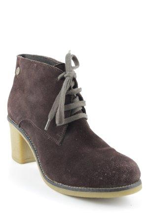 Gioseppo Winter-Stiefeletten braun Street-Fashion-Look