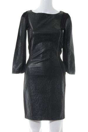 Gipsy Minikleid schwarz Elegant