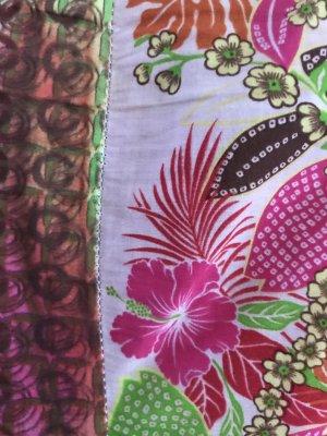 Muchacha Falda larga multicolor
