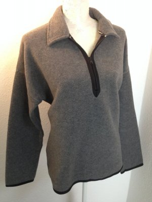 Marithé + Francois Girbaud Sailor Sweater anthracite polyester