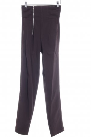 Girbaud Stretch Trousers dark brown casual look
