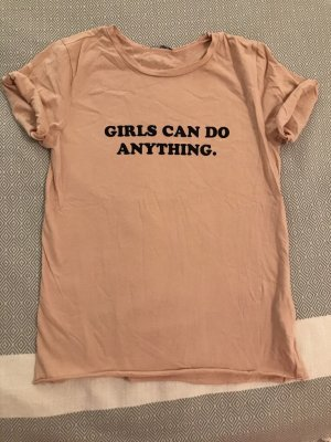 Girls Can Do Anything.