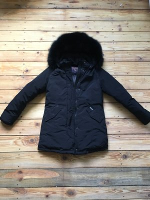 Girls Luxury Artic Parka Fox