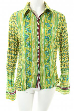 Girls Station Langarm-Bluse florales Muster Street-Fashion-Look