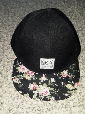 Girls Style Victim Cap Blümchenmuster