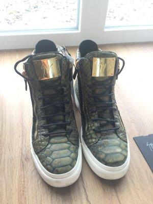 Giuseppe Zanotti Leder Sneaker
