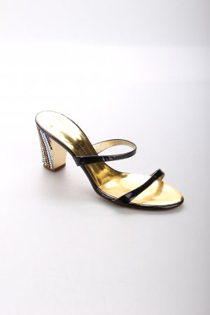 Giuseppe Zanotti Riemchen-Sandaletten mehrfarbig Elegant