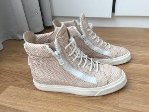 Giuseppe zanotti sneaker selten getragen