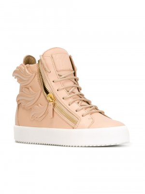 Giuseppe Zanotti Sneakers Neu -cruel- High Top Yeezy wings
