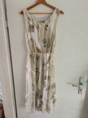 Giusy Seidenkleid aus Italien