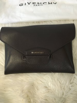 Givenchy Antigona Clutch Braun