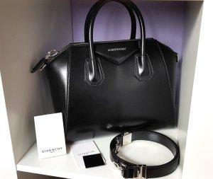 Givenchy Antigona Small Schwarz mit Rechnung