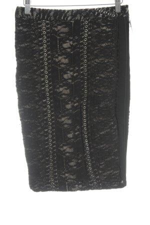 Givenchy Bleistiftrock schwarz Elegant