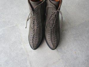 Givenchy Boots Stiefeletten Wedge mit Karton Gr. 39 TOP Zustand