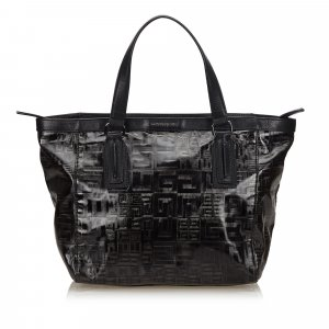 Givenchy Coated Canvas Handbag