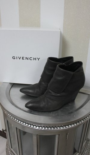 GIVENCHY Designer Boots Wedges Keilabsatz Stiefeletten