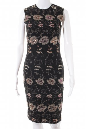 Givenchy Sheath Dress floral pattern casual look