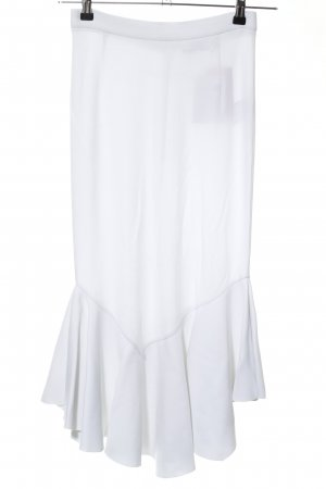 Givenchy Godet Skirt white elegant
