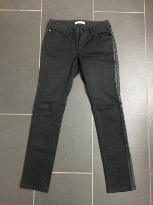 Givenchy Hose Jeans 36 Schwarz