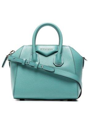 Givenchy Cartella azzurro Pelle