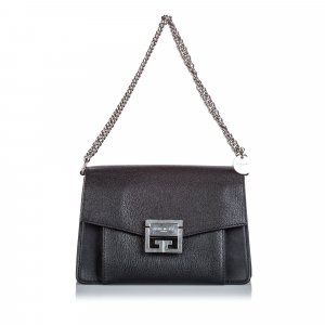 Givenchy Leather GV3 Shoulder Bag