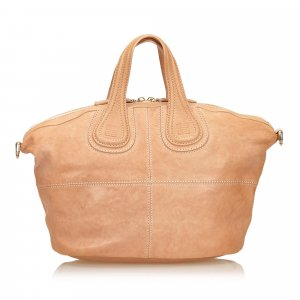 Givenchy Handbag beige leather