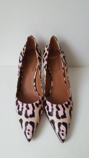 Givenchy leopard print pumps, size 37