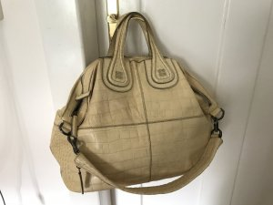 Givenchy Nightingale Large Groß Leder Beige Panacotta