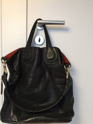 GIVENCHY Nightingale Leder Tasche schwarz