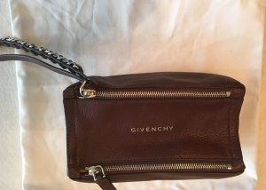 Givenchy Borsa clutch marrone-rosso