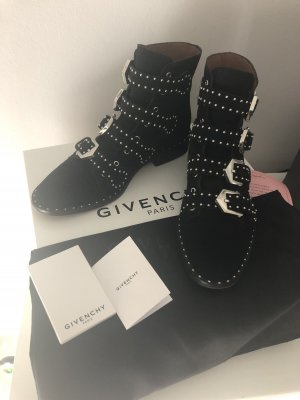 Givenchy Ankle Boots black suede