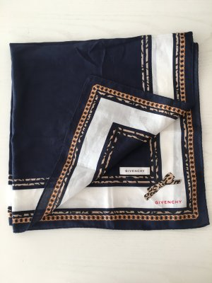 Givenchy Silk Scarf multicolored