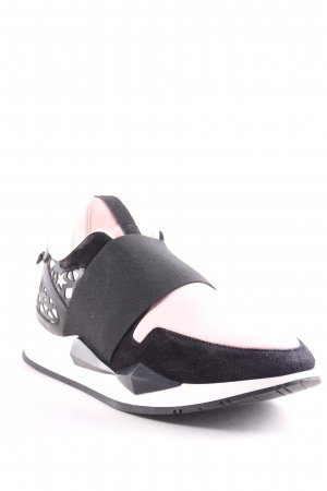 Givenchy Slip-on Sneakers black-pink athletic style