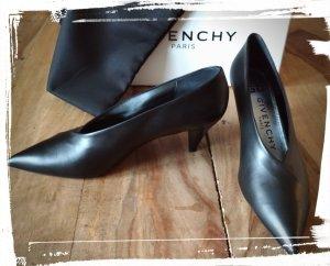 Givenchy Décolleté accollato nero