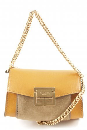 Givenchy Shoulder Bag dark orange-camel elegant