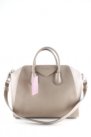 """Givenchy Borsa shopper """"Antigona Medium Tote Linen"""" marrone-grigio"""