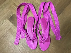 Givenchy Sommerschuh pink Gr. 38,5