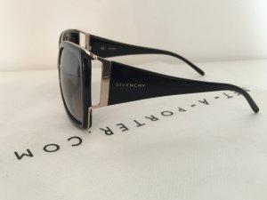 Givenchy Sonnenbrille schwarz mit Gold