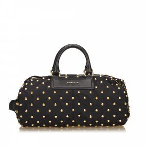 Givenchy Studded Nylon Handbag