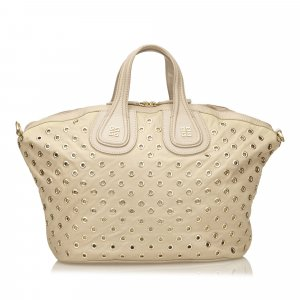 Givenchy Studded Nylon Nightingale
