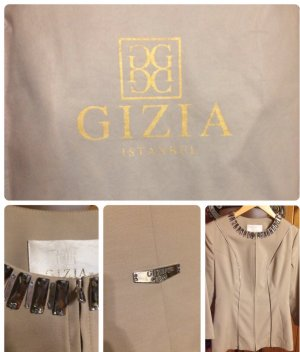 Gizia Smokingblazer room-beige